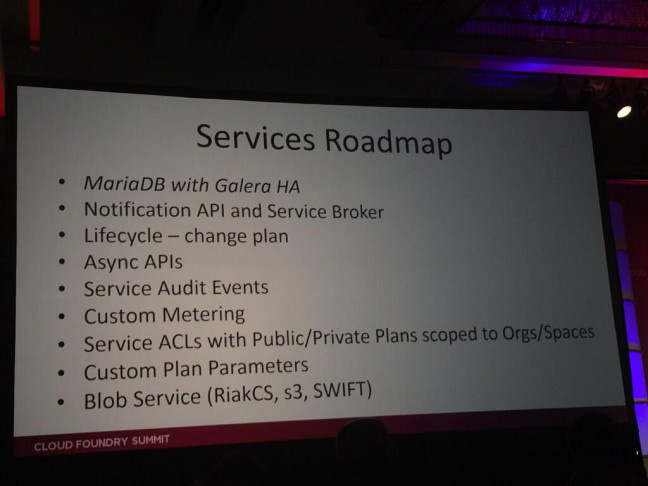CF-Summit-2014-Services-Roadmap