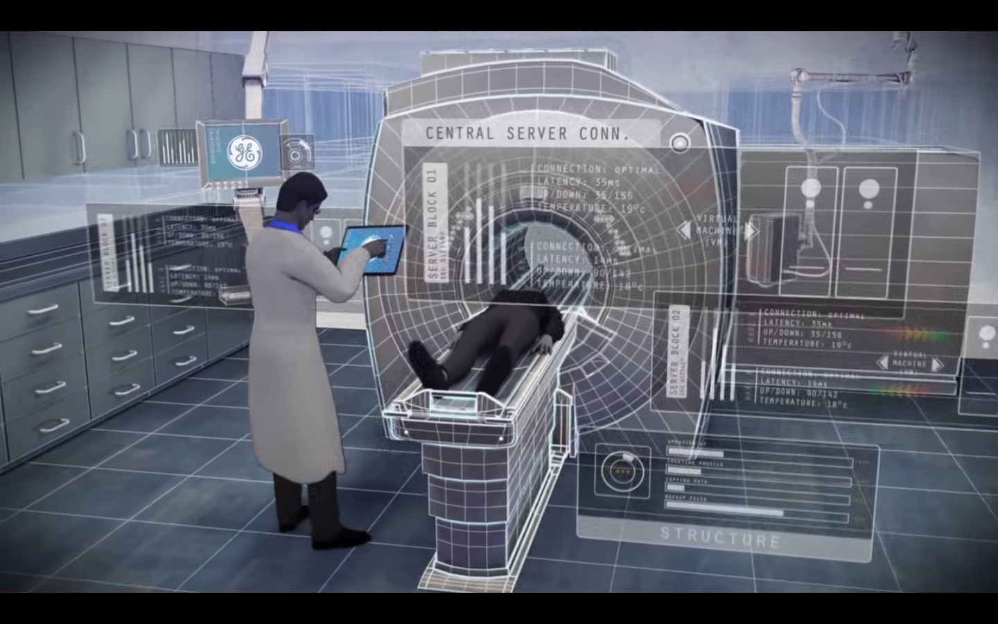 GE Software focuses on security