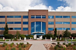 The Riverton Office Building  houses the headquarters of the Church's Information and Communication Services Department. Source: tech.lds.org