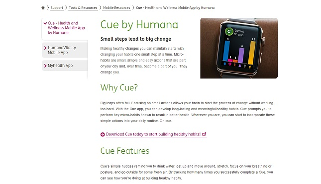 Humana use case for Cloud Foundry: The Cue project