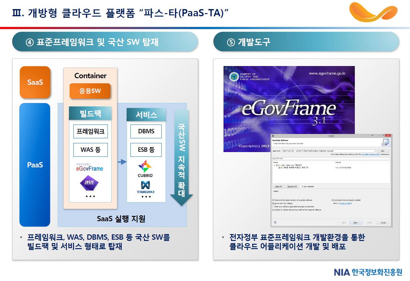 South-Korea-eGovFrame-Open-PaaS