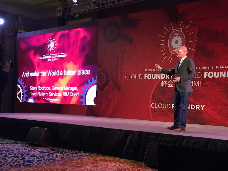 cloud-foundry-summit-shanghai-2015-steve-robinson-ibm