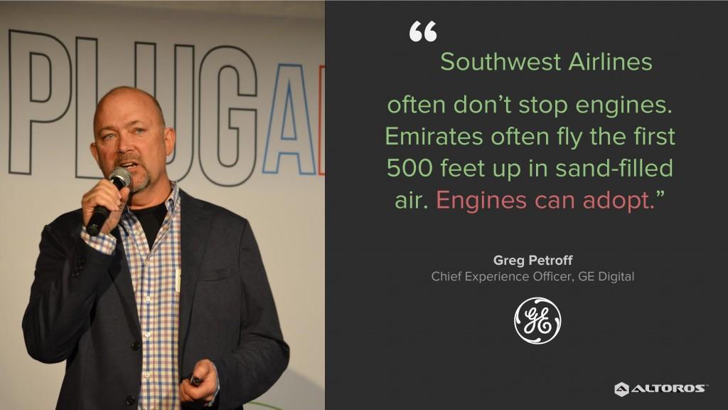 GE Predix Southwest Airlines