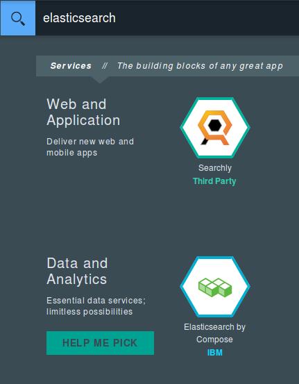 ibm-bluemix-elasticsearch-services