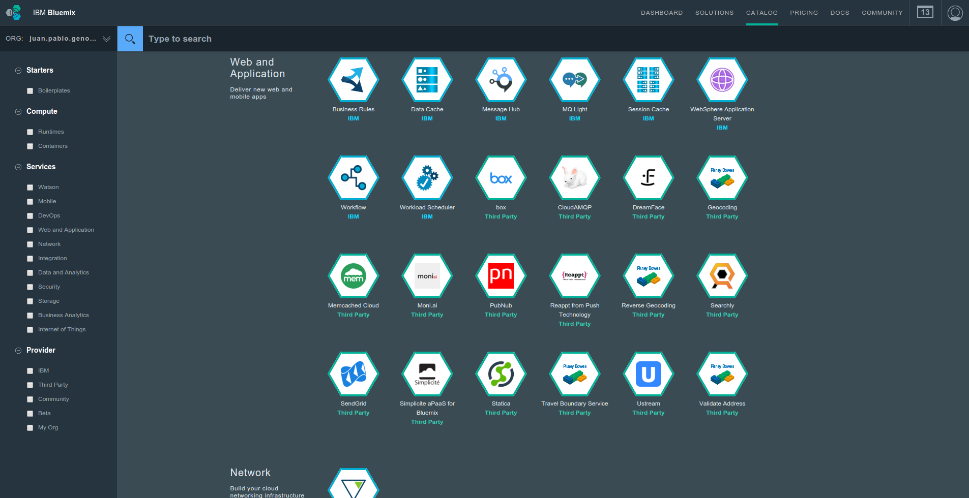 ibm-bluemix-services-catalog