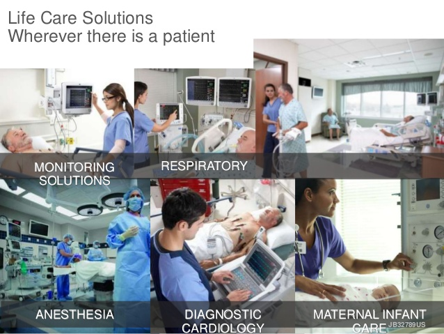 GE Healthcare 1 overview