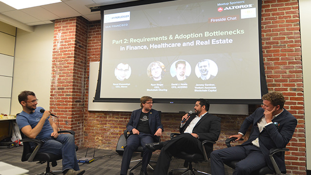 Hyperledger Blockchain requirements and adoption bottlenecks 3