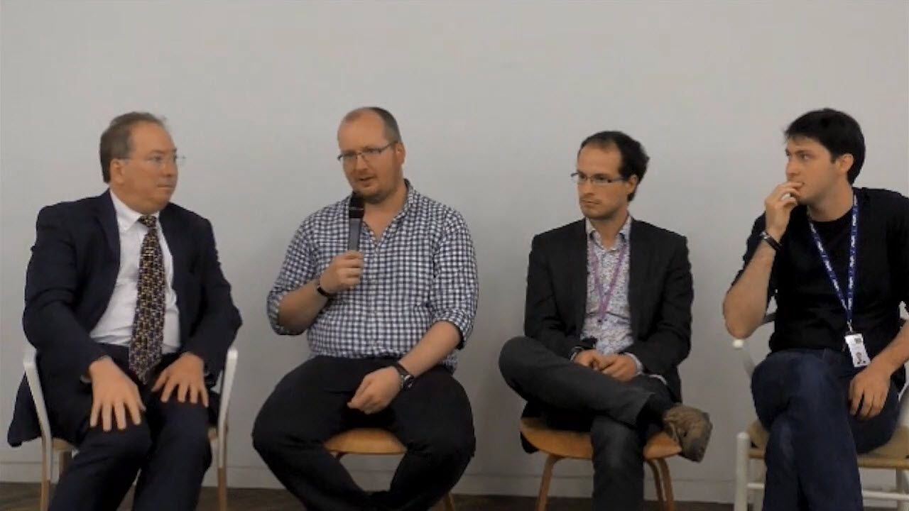 Hyperledger Blockchain London Michael Mainelli Joseph Pindar Simon StoneTom Appleyard 2