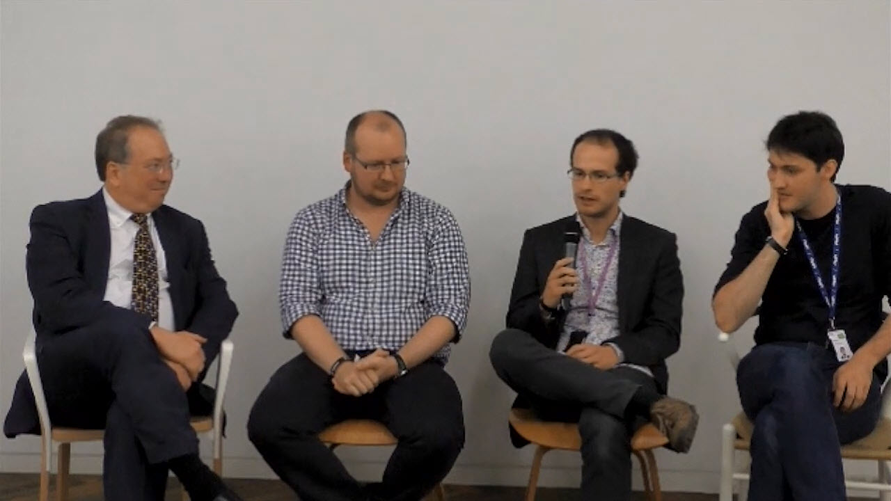 Hyperledger Blockchain London Michael Mainelli Joseph Pindar Simon StoneTom Appleyard 3