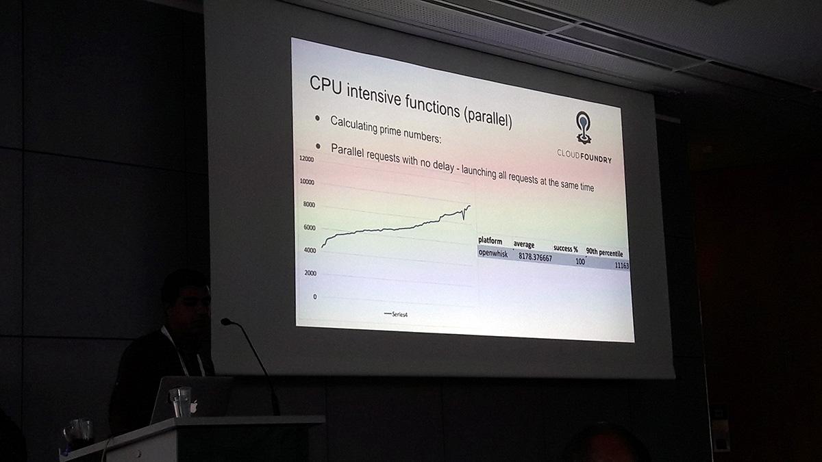 cfsummit cloud foundry summit europe IBM Dr Max Nima Kaviani cpu intensive functions