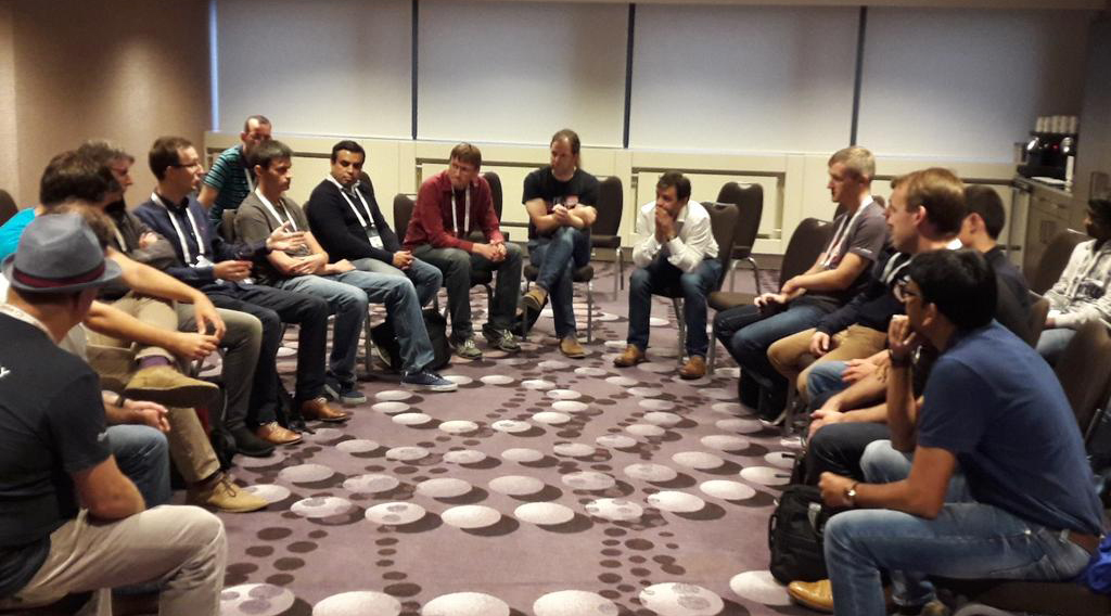 cfsummit cloud foundry summit europe multi-site unconference discussions