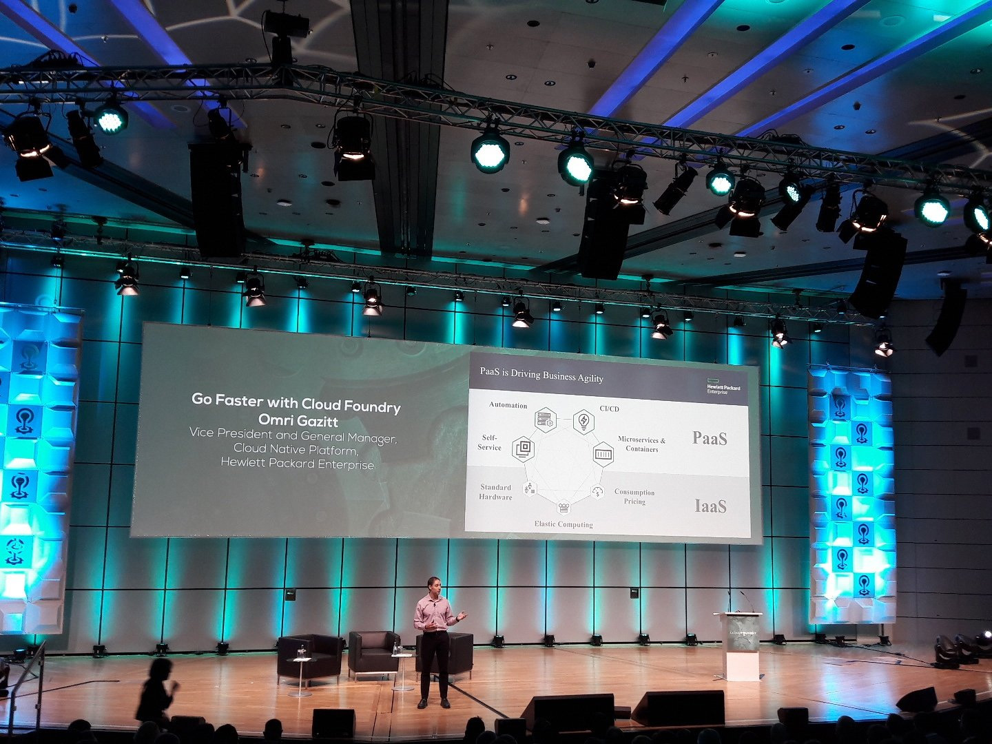 cloud foundry summit europe 2016 omri gazitt