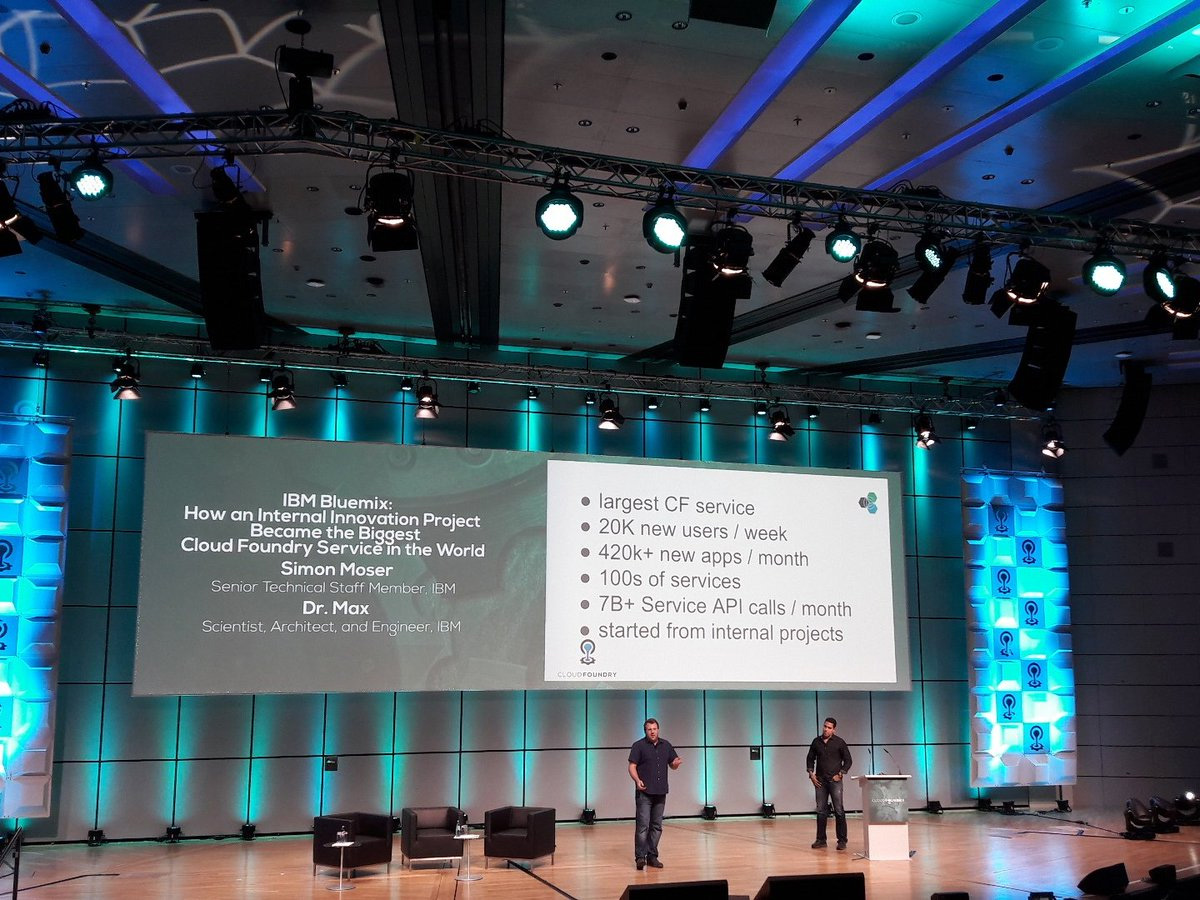 cloud foundry summit europe 2016 simon moser dr max