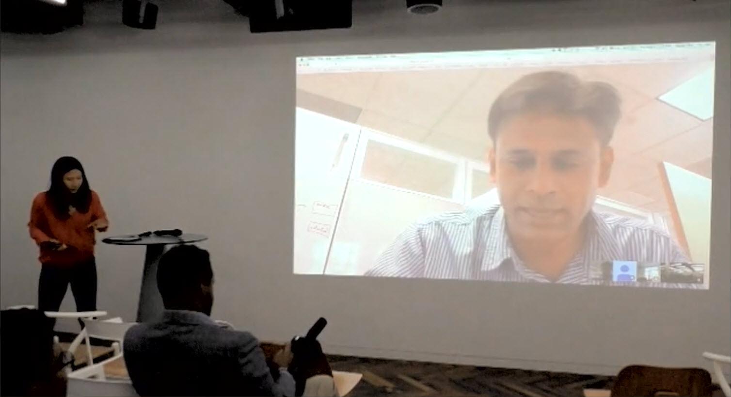 hyperledger-meetup-london-2016-skuchain-Srinivasan Sriram