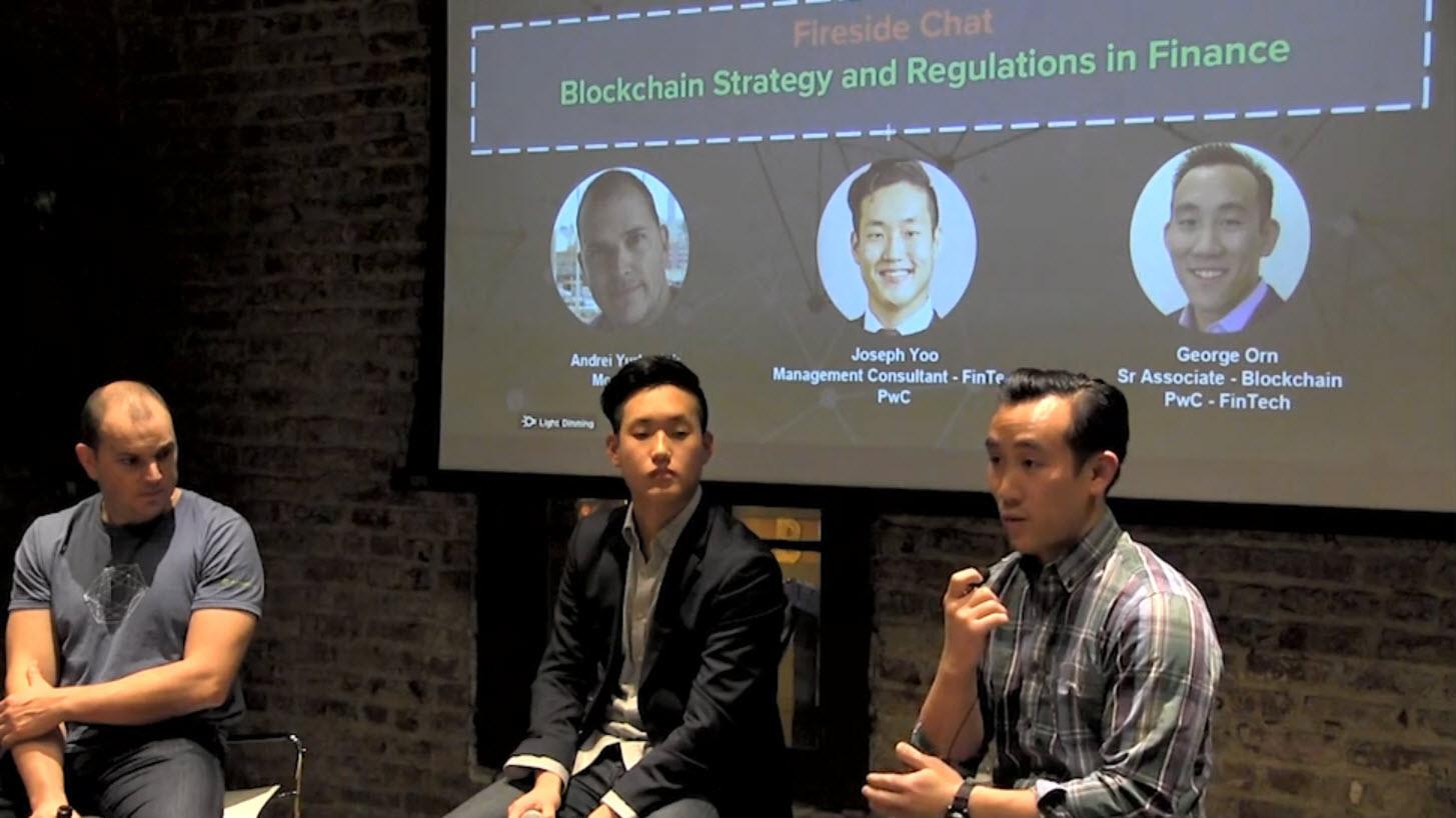 Blockchain Hyperledger SF Joseph Yoo George Orn Identity C