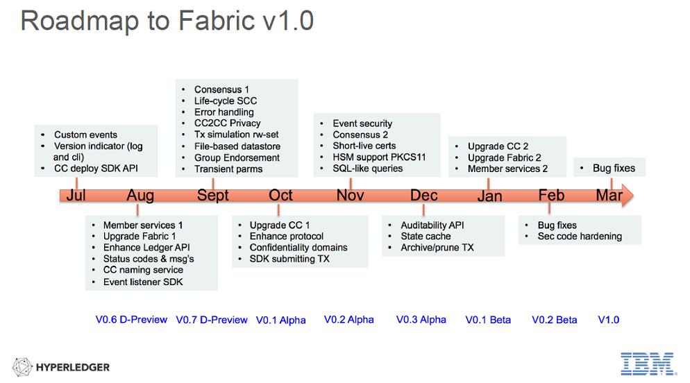 Fabric Roadmap