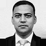 Fahad Chowdhury, Deutsche Bank bio
