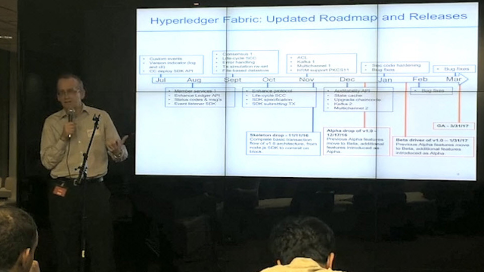 Hyperledger Fabric v1 John McLean v2