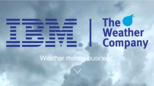 IBM Weather Company logo
