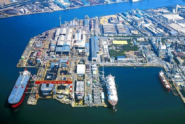 Industry 4.0 Japan Shipbuilding