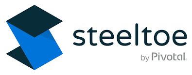 Pivotal Cloud Foundry Steeltoe logo v2