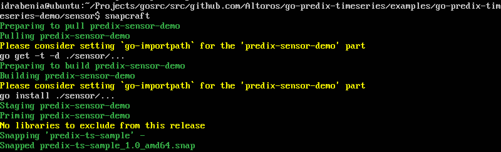 canonical-snaps-ge-predix-time-series-demo