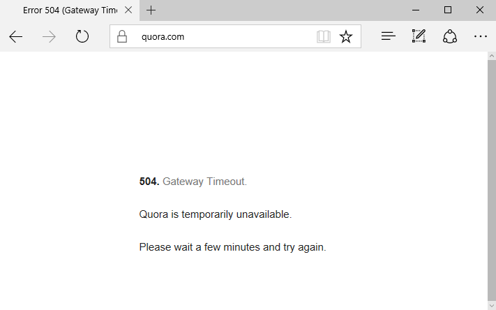 Amazon AWS Cloud Foundry Outage Quora v3
