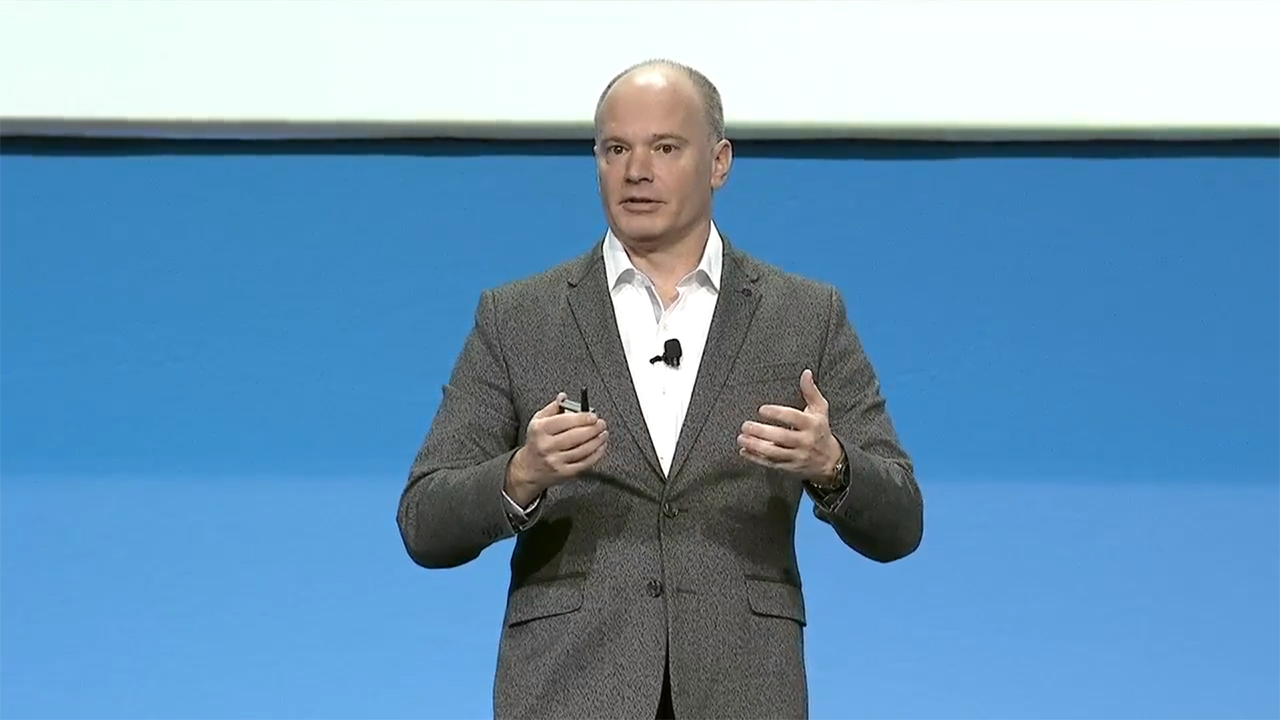 IBM InterConnect 2017 Internet of Things Chris O'Connor