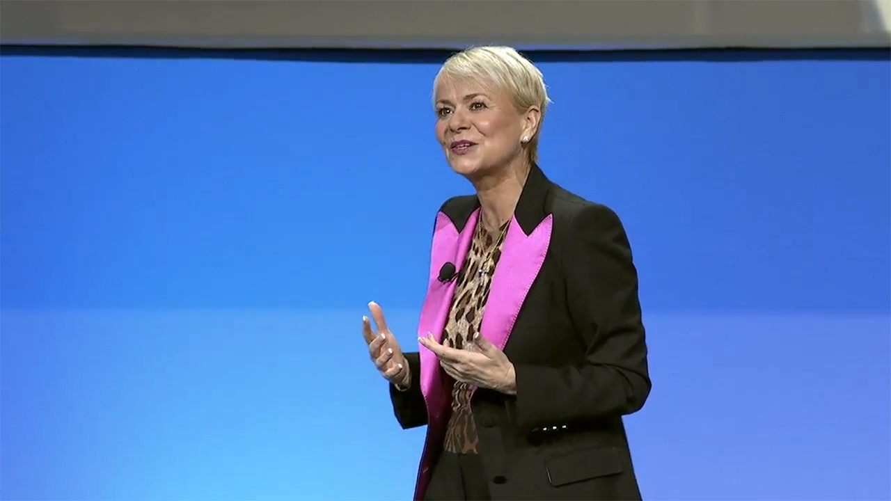 IBM InterConnect 2017 Internet of Things Harriet Green