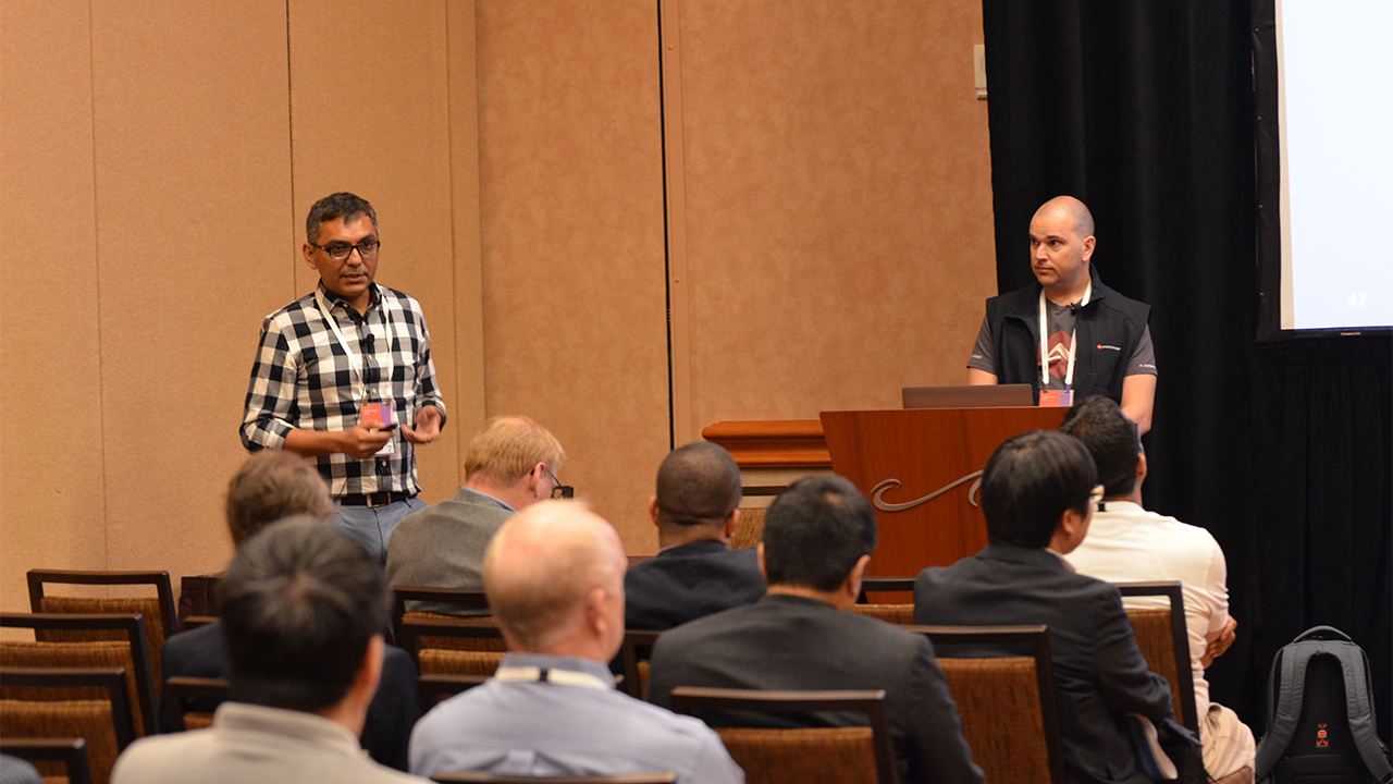 IBM InterConnect 2017 Internet of Things TensorFlow Andrei Yurkevich Indrajit Poddar