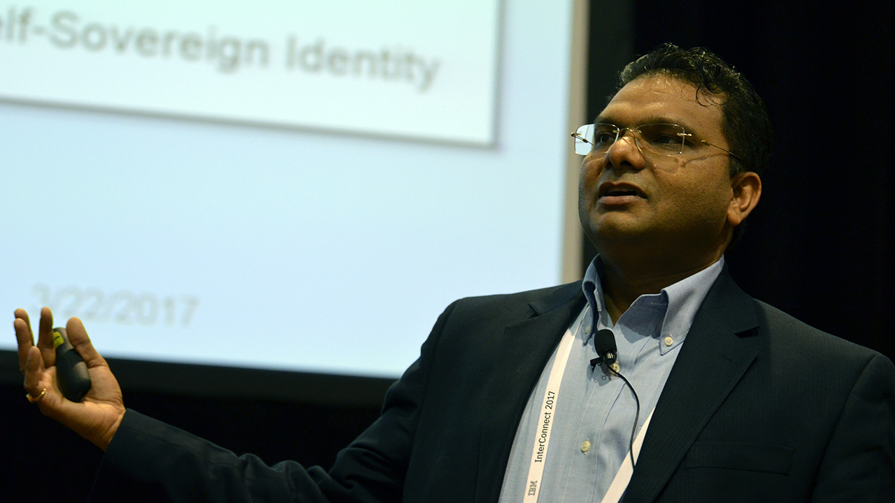 IBM InterConnect Blockchain Identity Management Jai Arun v2