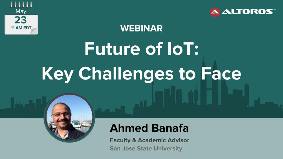 Future IoT Challenges