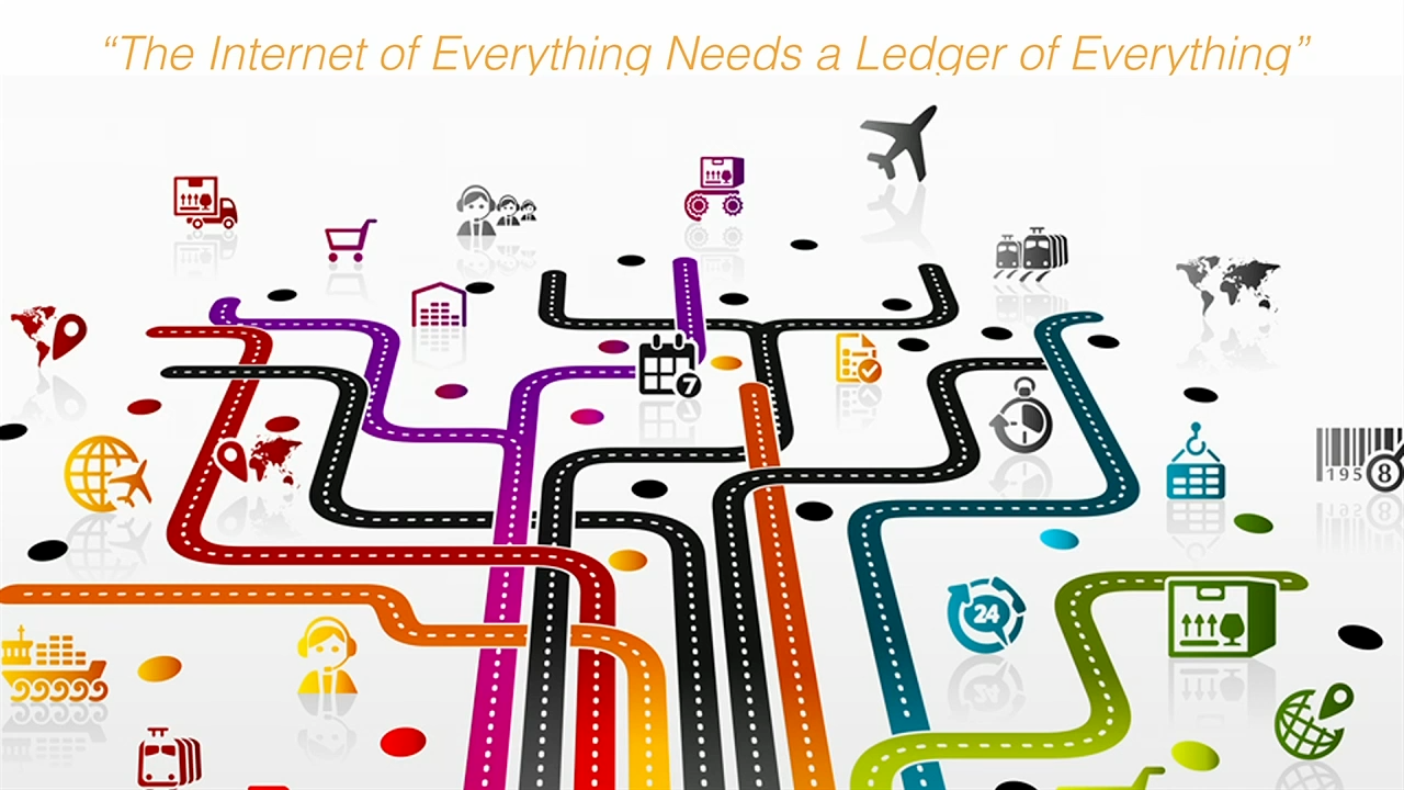 IBM InterConnect Dan Tapscott Blockchain Next Generation Internet IoT