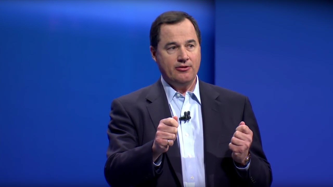 IBM InterConnect 2017 Online Banking Bluemix Bruce Ross