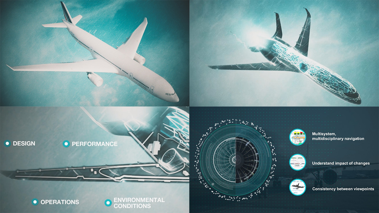 Digital Twins IIoT Aerospace