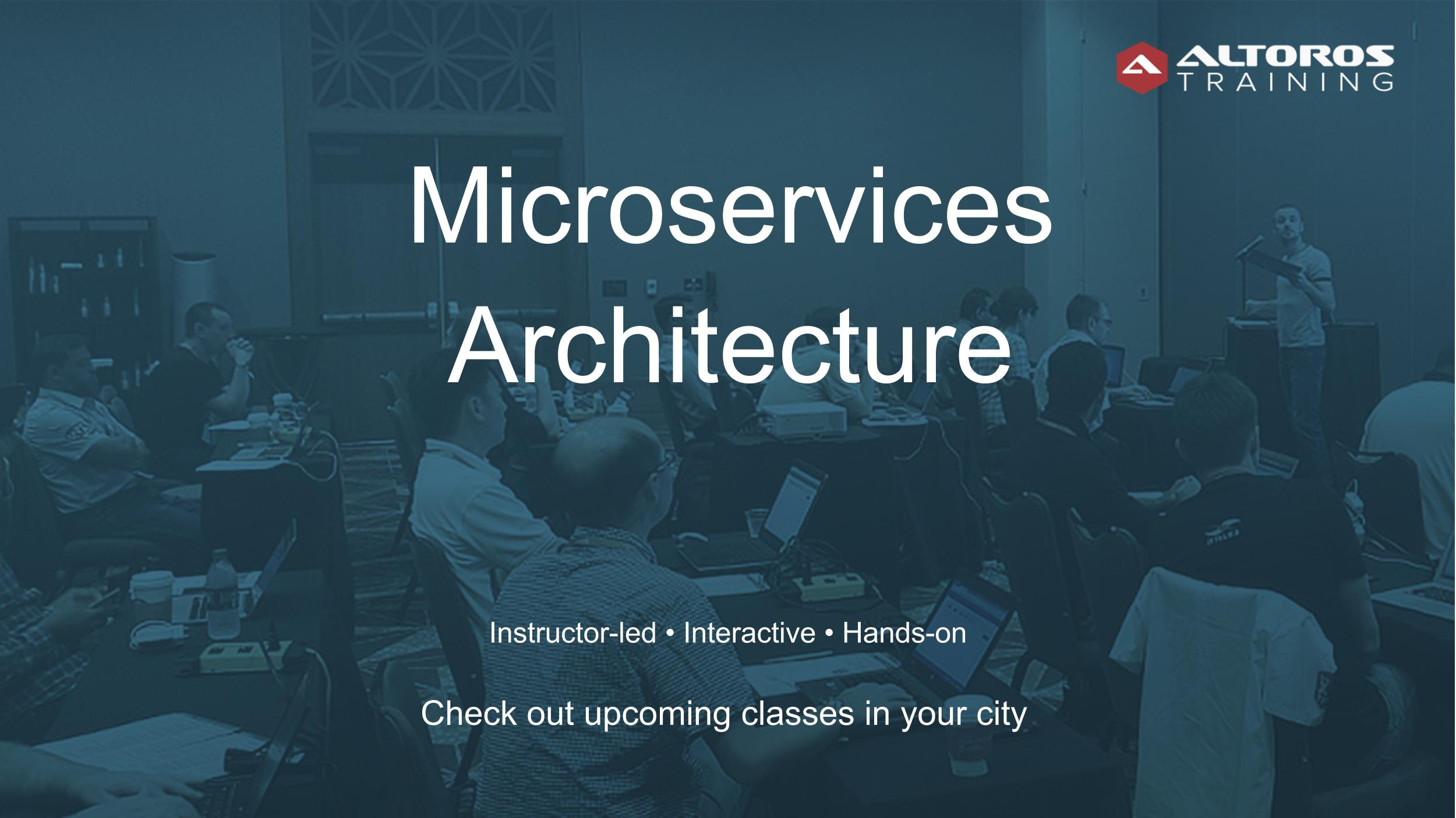 Microservices With Steeltoe And Cloud Foundry A Net App