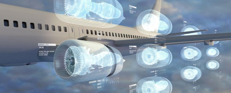 GE Digital Twin Aircraft