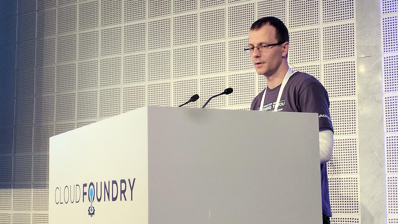 Cloud Foundry CF Summit Europe 2017 Anton Soroko deployment monitoring v1