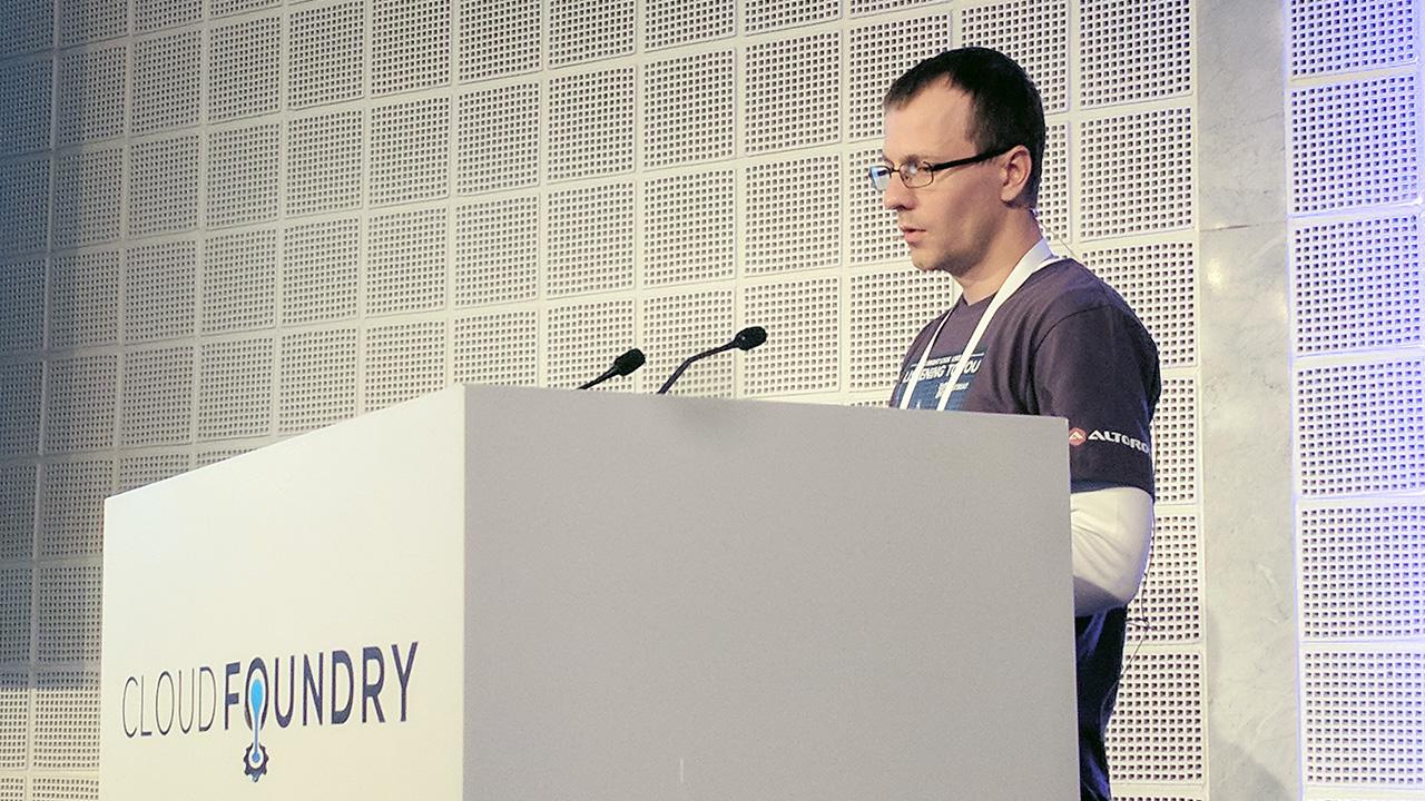 Cloud Foundry CF Summit Europe 2017 Anton Soroko deployment monitoring v2
