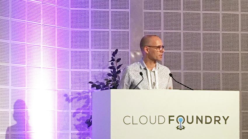 Cloud Foundry CF Summit Europe 2017 Carsten Schade v6