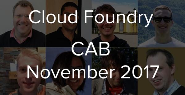 cloud-coundry-advisory-board-meeting-call-november-2017