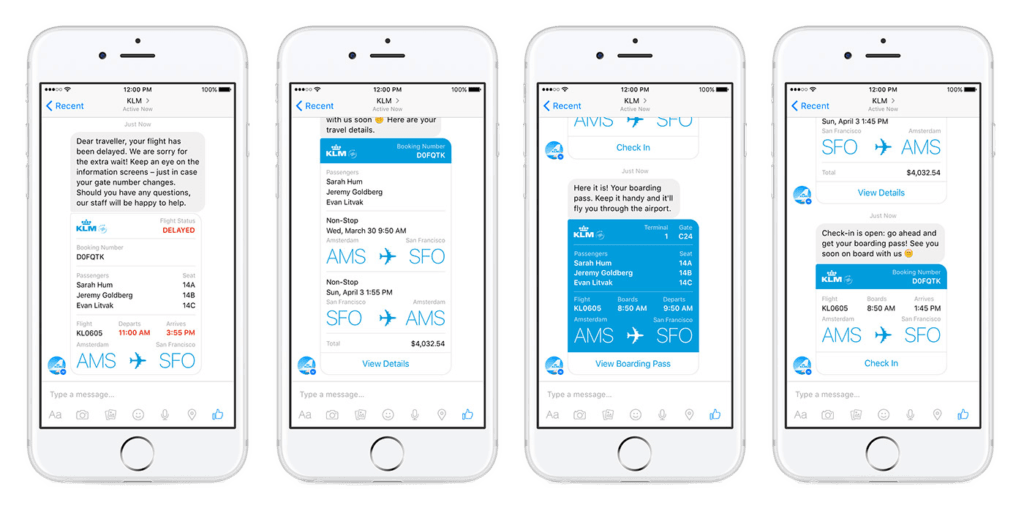 KLM Handles 2x More Customer Requests with Artificial