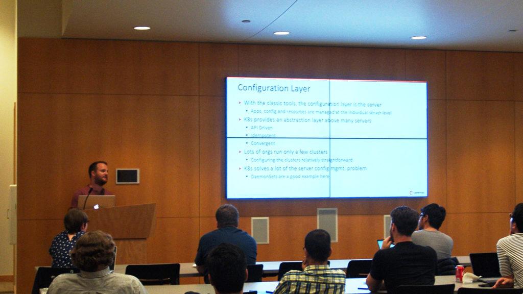 Kubernetes Cluster Ops: Options for Configuration Management