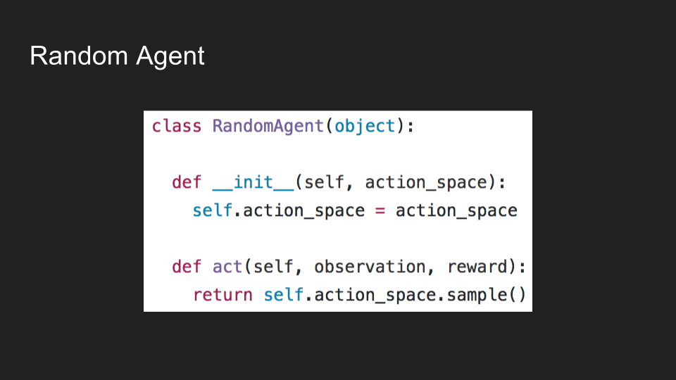 reinforcement-learning-with-tensorflow-a-random-agent