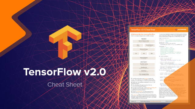 TensorFlow Cheat Sheet | Altoros