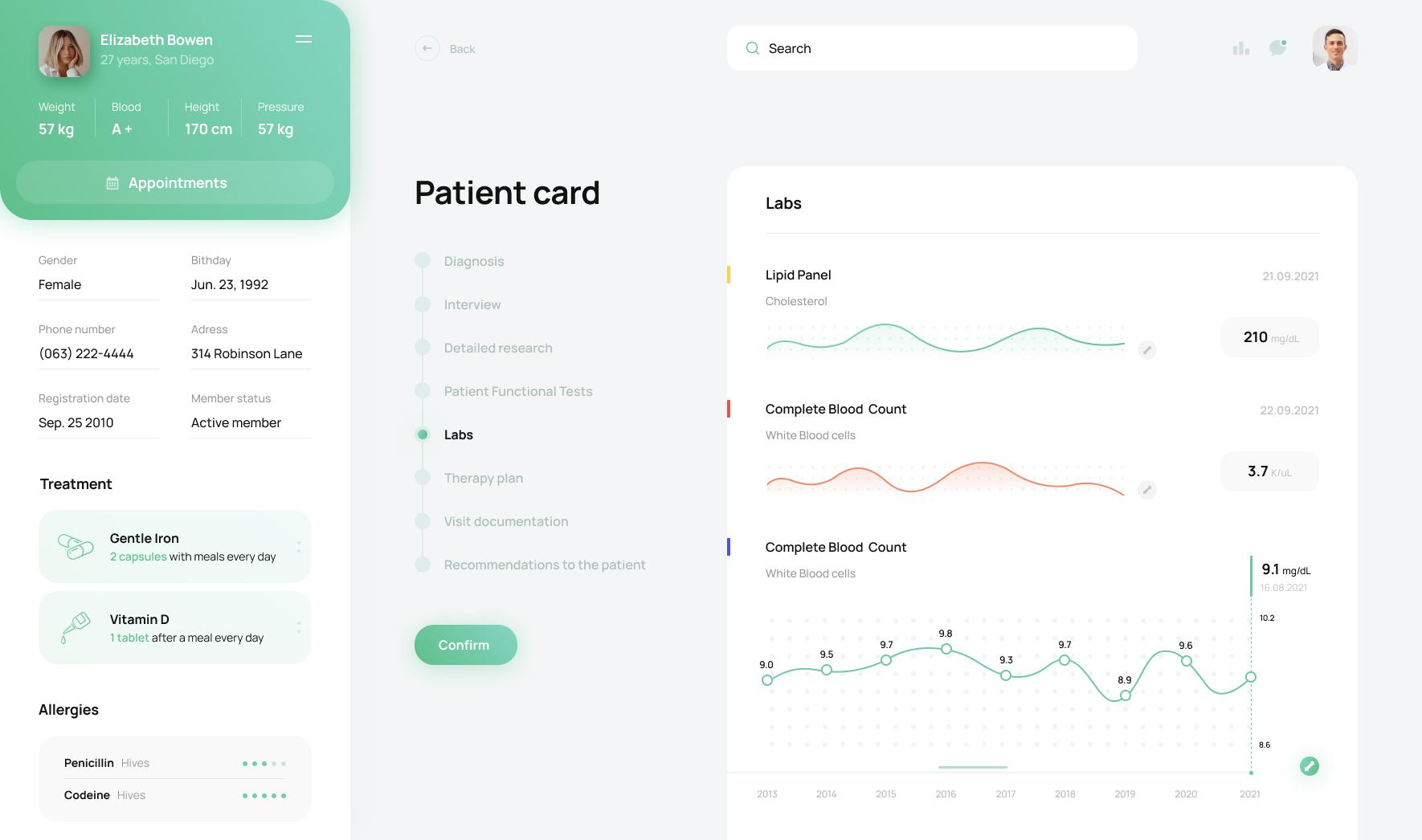 Building an Immutable Ledger for Storing Medical Records